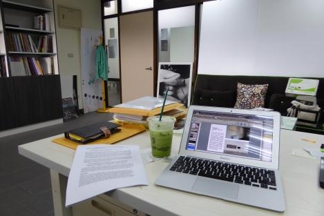 Teaching at NCKU Tainan 21