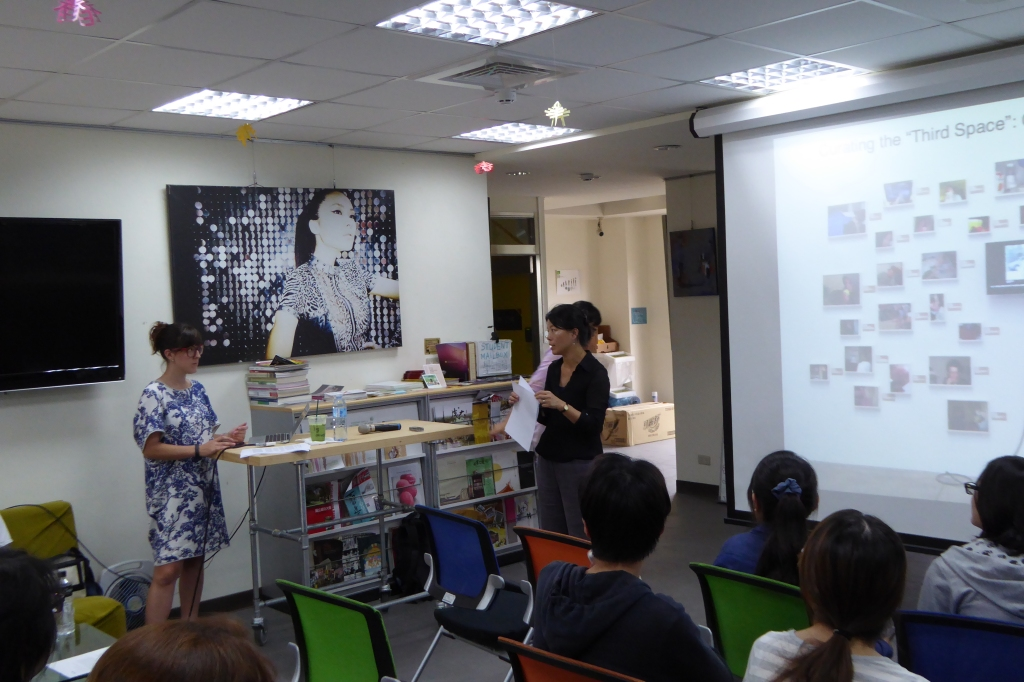 Teaching at NCKU Tainan 21