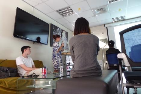 Teaching at NCKU Tainan 23
