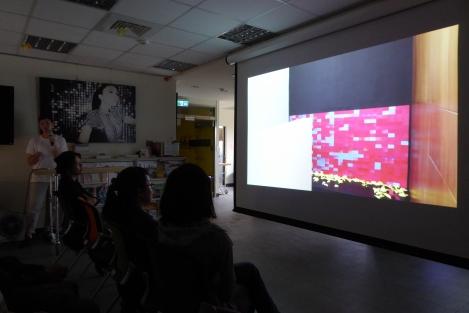 Teaching at NCKU Tainan 27