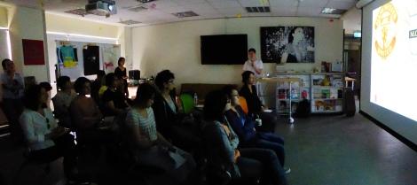 Teaching at NCKU Tainan 28