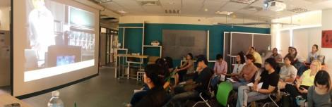 Teaching at NCKU Tainan 34