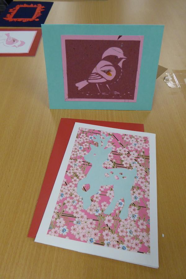 RSC Papercutting workshop 12