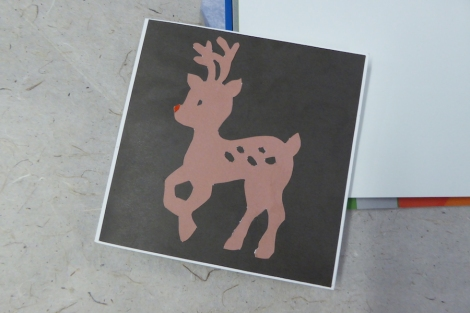 RSC Papercutting workshop 13