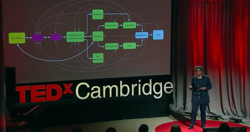 Linda Hill TED talk 4