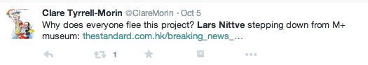 Lars Nittve Twitter 2