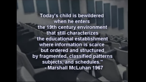 A vision of students today Michael Wesch