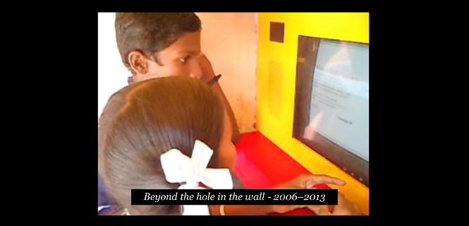 Build a School in the Cloud Sugata Mitra TED talk 3