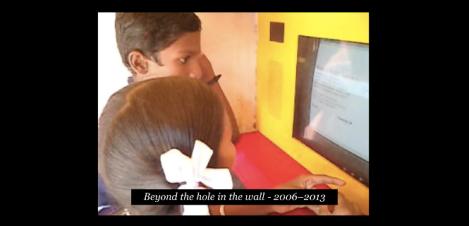 Build a School in the Cloud Sugata Mitra TED talk 3