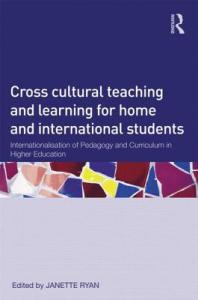 Cross cultural teaching and learning book