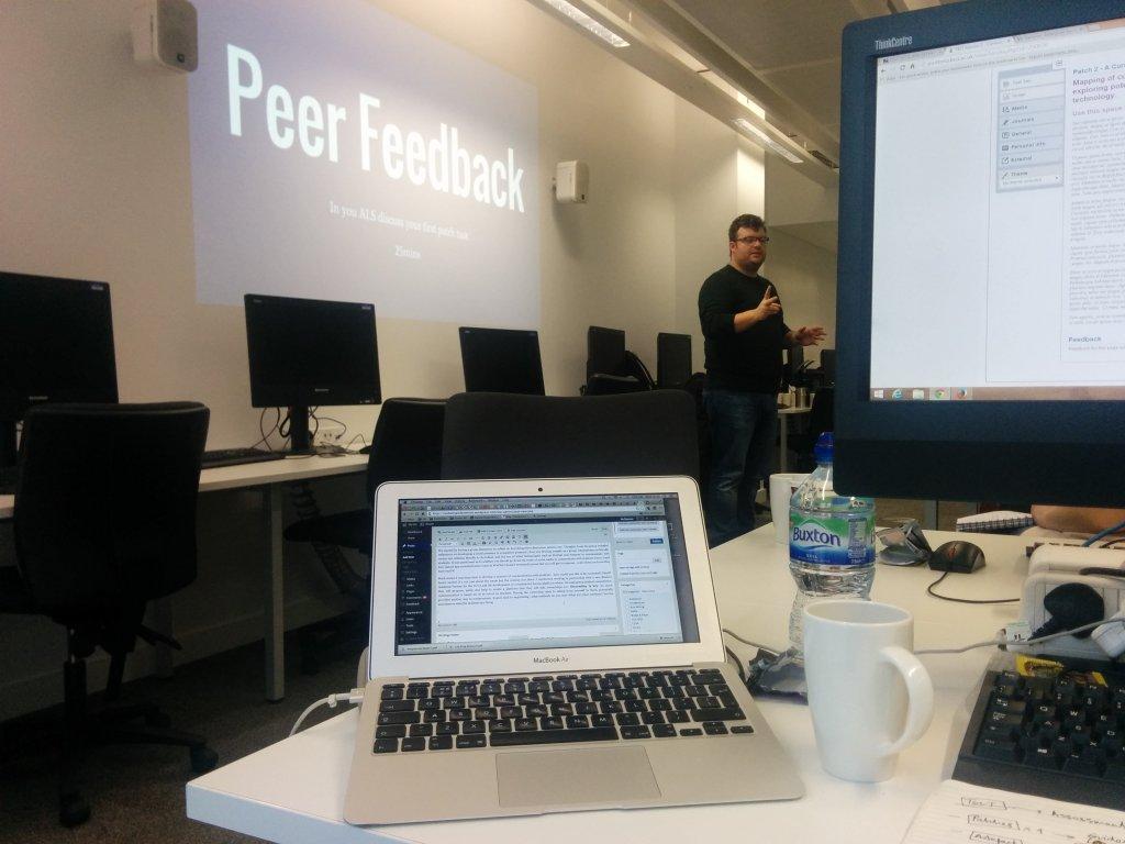 MEd Academic Practice - TELT session 2