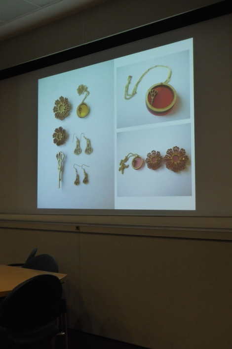 Jewellery Futures BCU 3