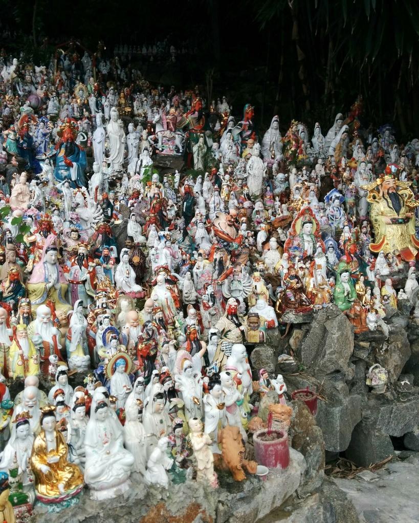 Wah Fu Shrine Hong Kong
