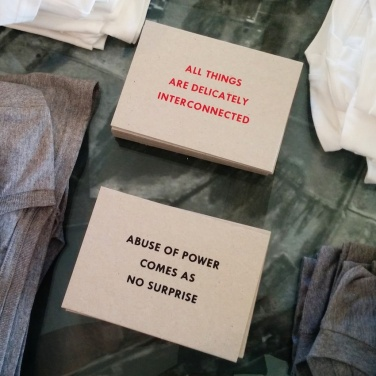 Jenny Holzer Hauser and Wirth 1