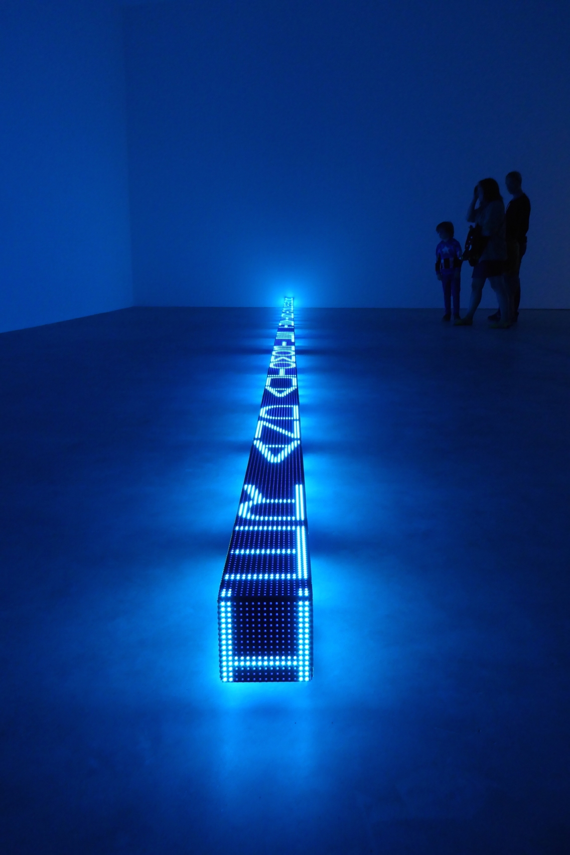 Jenny Holzer Hauser and Wirth 2