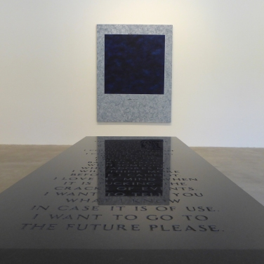 Jenny Holzer Hauser and Wirth 3