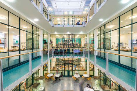 The BCU School of Jewellery, The Jewellery Quarter, Birmingham