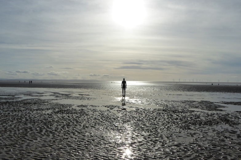 'ANOTHER PLACE' BY ANTONY GORMLEY 2
