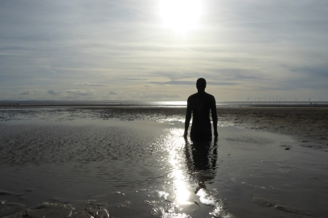 'ANOTHER PLACE' BY ANTONY GORMLEY 3
