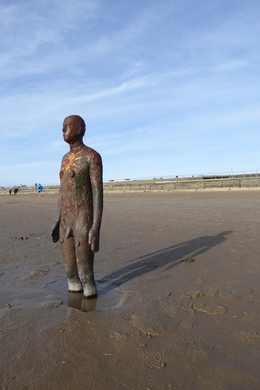 'ANOTHER PLACE' BY ANTONY GORMLEY 5