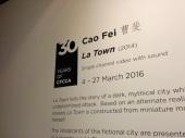 Cao Fei La Town 2014 CFCCA 13