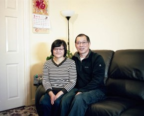 'Chinese Life in Sheffield' by Gemma Thorpe © the artist
