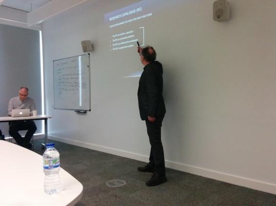 Henk Borgdorff BCU workshop 1
