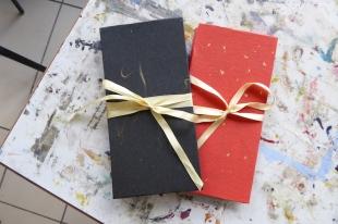 Attenborough Arts Centre Book-making 2