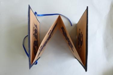Attenborough Arts Centre Book-making 6