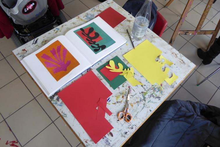 Attenborough Arts Centre Matisse 1