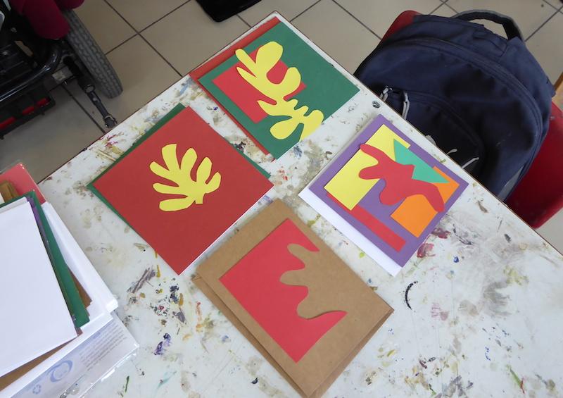 Attenborough Arts Centre Matisse 3