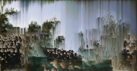 Fishing for Souls Gordon Cheung