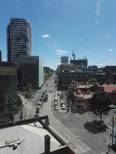 View from RMIT, Level 7
