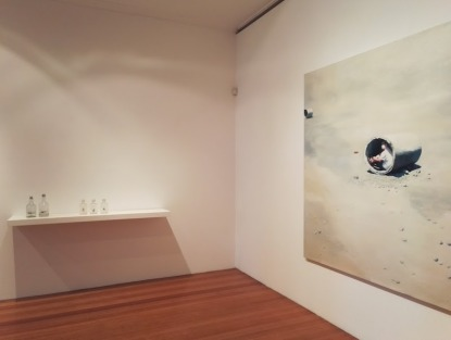 'One Man' by Liu Zhuoquan at Niagara Galleries, Melbourne
