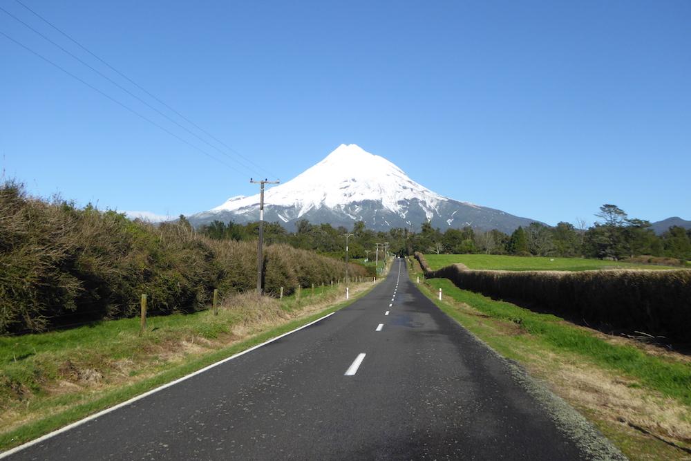 Rachel Marsden - Mount Taranaki