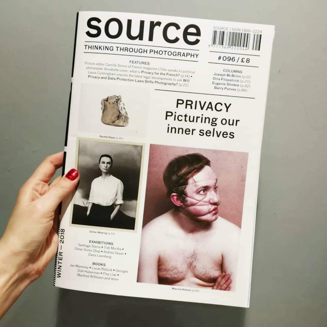 Source Photographic Review Magazine - Winter 2018